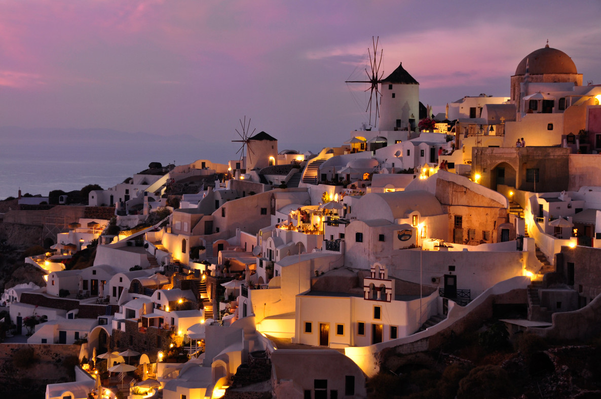 Greece Boat Tours